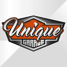 Unique Garage Logo